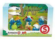 Schleich Schlümpfe 1980