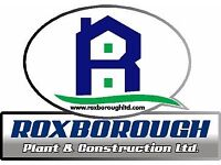 Groundwork's Subcontractors required, labour only: