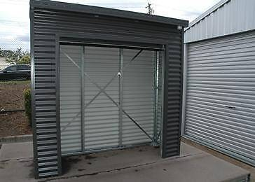 smartlocker lockaway 800 garden shed zinc - Garden Sheds Gumtree