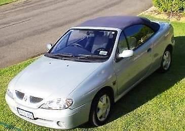 2002 Renault Megane Convertible For sale Kelmscott Armadale Area Preview