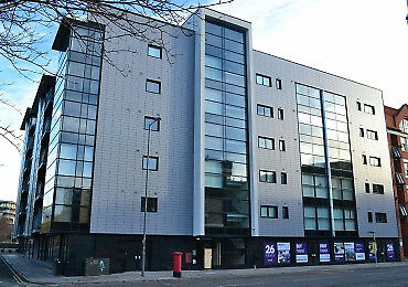 2 Bedroom Flat In Hamilton House 26 Pall Mall Liverpool L3