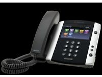 Used Polycom VOIP Phone