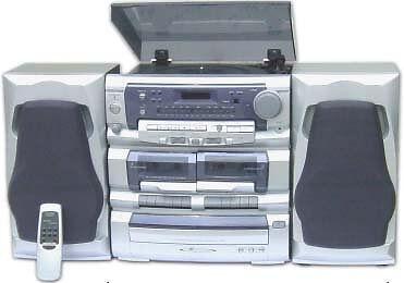 Retro Vintage 90s Stereo System Quot Hi Fi Quot In Brighton