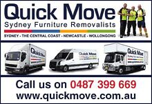 Quick Move Pty Ltd  - Cheap & Reliable Removalist's Sydney City Inner Sydney Preview