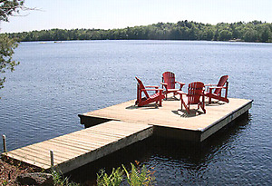 Docks and Deck building
