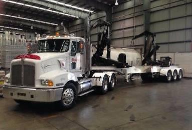 Side Loader Transport Container Transport Brisbane