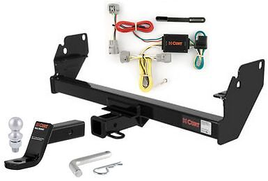 - Curt Class 3 Trailer Hitch Tow Package for Toyota Tacoma