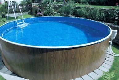 12ft diameter above ground swimming pool in fareham hampshire gumtree for 12ft solar swimming pool covers