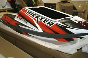 Looking for rickter standup hull any condition