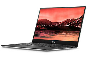 New XPS 13 Laptop Touch 4k and extra portable baterie