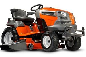"""HUSQVARNA GTH52XLSi TRACTOR 52""""/ 27HP with Locking Differential"""