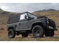 1991 Ex MOD Land Rover Defender 90, 11 Months MOT. New Reduced Price. Offers?