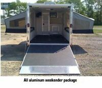 CUSTOM BUILT TRAILERS ARE OUR SPECIALTY