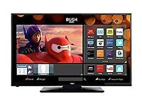 Bush 32 inch smart tv brand new unboxed