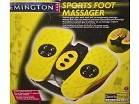 Remminton foot massager
