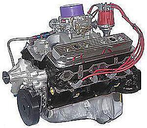 Small Block Chevy Engine Ebay