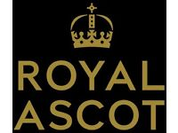 ‼️🐎 X1 ROYAL ASCOT TICKETS FOR SALE- FRIDAY 23rd JUNE WINDSOR ENCLOSURE -🐎‼️