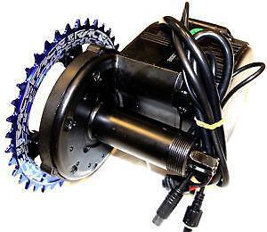 Electric bike kit ebay for Bicycle electric motor kits