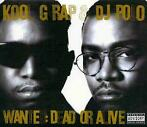 cd digi - Kool G Rap & D.J. Polo - Wanted: Dead Or Ali..