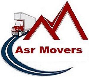 OAKVILLE/ BURLINGTON MOVERS       SHORT NOTICE      416 871 6100