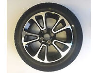 MG3 16 INCH ALLOY WHEELS NEW AND USED CAROUSEL X CROSS DIAMOND CUT