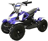 Mini Sasquatch ATV only $549 with FREE GOGGLES+GLOVES!