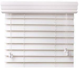 white faux wood blinds Faux Wood Blinds | eBay white faux wood blinds
