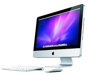 "27"" IMAC Computer with HP Printer"