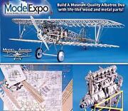 Metal Model Airplane