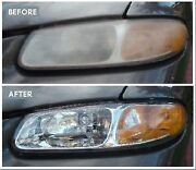 Headlight Lens Cleaner