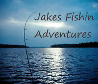 JAKE'S FISHING ADVENTURES ( WE ARE NOW OPEN & FISH ARE BITING )