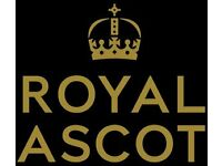 *** 10 x Royal Ascot - SATURDAY - Windsor / Queen Anne - Meet at the Venue ***