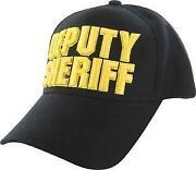 Deputy Sheriff Hat