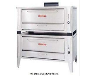 Used Commercial Countertop Pizza Oven : Used Blodgett Pizza Oven