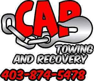 Calgary towing services 24/7
