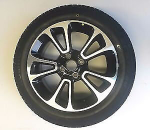 Unused MG3 Full Sized Alloy Wheel and tyre