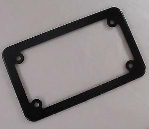 vintage motorcycle license plate frame