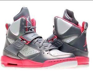 6dfa2feb1481 Gray Jordan Shoes For Girls