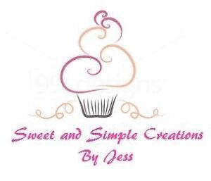 Sweet and Simple Creations by Jess Ingleburn Campbelltown Area Preview