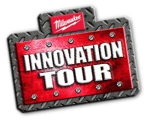 Milwaukee Innovation Tour comes to Sudbury September 15th