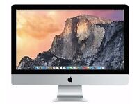 Apple iMac (slim) new and sealed 27 inch