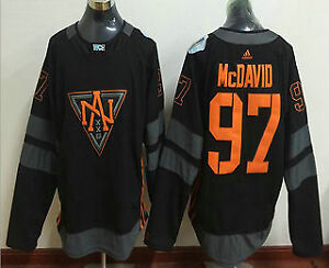 Connor McDavid Official North American WCH Jersey