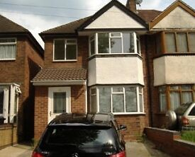 : Unfurnished 2 Bed Semi Detached House with Off Road Parking : Stourbridge Road : Dudley : No Dss :