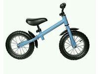 Safetots Balance bike blue