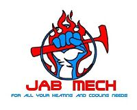 JAB MECH specializing in all your heating and cooling needs