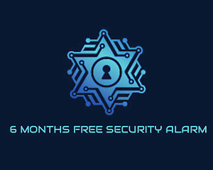 6 MONTHS FREE SECURITY ALARM! FREE ANDROID AND CAMERA!