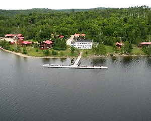 Beauchene wilderness Lodge