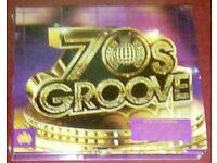 70'S GROOVE: CD ALBUM..