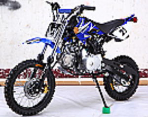 125cc Dirt Bike now on for $650.00! Limited time offer!