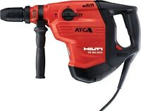 ****Might as well be brand new  Hilti TE 80 ATC AVR Combihammer